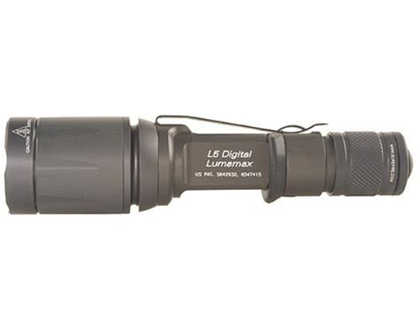 surefire l5 lumamax surefire l5 lumamax flashlight white led bulb batteries 2