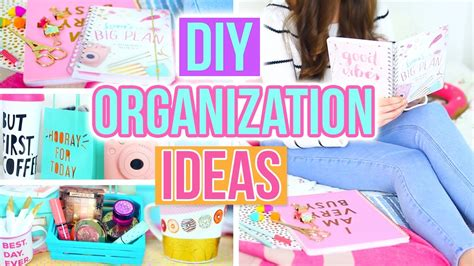 idea hacks diy organization ideas life hacks room decor for