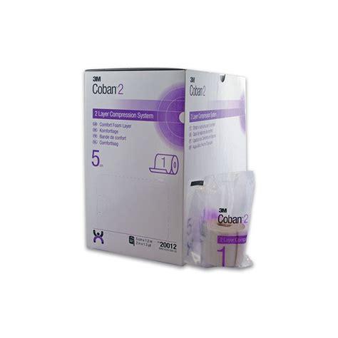 Comfort Foam by Coban 2 Compression System Comfort Foam Layer 10cm
