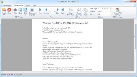 free jpg to pdf converter windows 7 free pdf to jpg png tif converter full windows 7