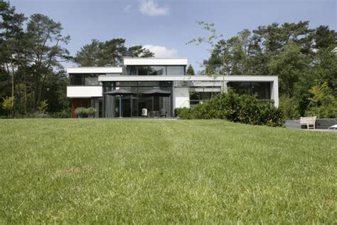 bsh home design nj contemporary modern residence house in bosch en duin by