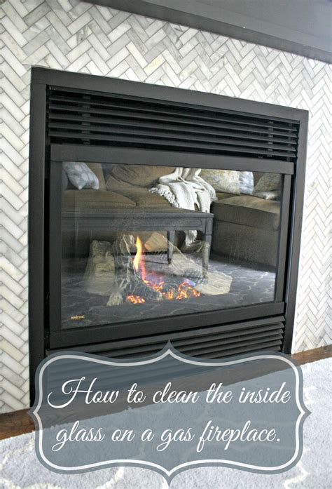 how to clean gas fireplace logs 1000 ideas about herringbone fireplace on
