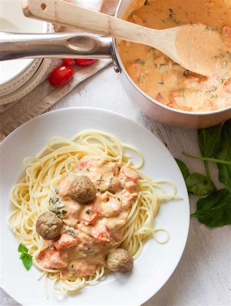 basil goat cheese spaghetti squash bless y all easy goat cheese spaghetti and meatballs bless