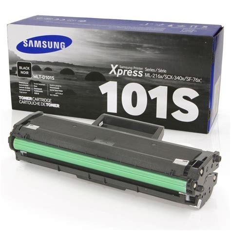 Toner Samsung Mlt D101s samsung mlt d101s toner genuine 21 end 1 10 2018 3 00 am