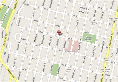 printable street map of hoboken nj hoboken police blotter car accident on adams street man