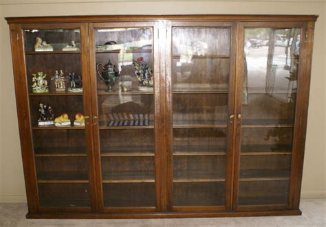 large bookcase with glass doors 1920s door vintage 1920 u0027s metal black entry door