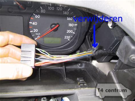 2934 Airbag Module Chevrolet Zafira comfortblinker plaatsen bij een vw t4