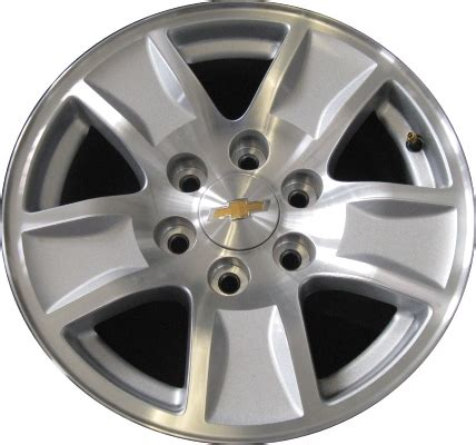 chevrolet silverado 1500 wheels rims wheel rim stock oem