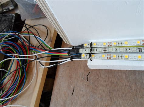 Small Bathrooms Design six channel led dimmer