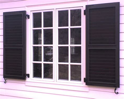 decorative window shutters exterior ideas all about