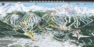 colorado ski maps breckenridge colorado ski trail map elevation terrain