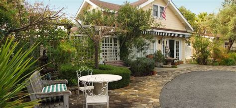 calistoga bed and breakfast about the napa valley bed and breakfast chelsea garden inn
