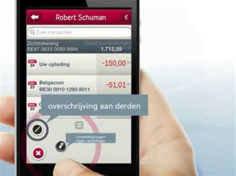 direct mobile app belfius direct mobile app