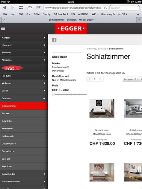 responsive layout iphone responsive design das bett auf dem tablet bestellen
