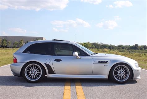 bmw z3coupe 2000 bmw z3 coupe bring a trailer