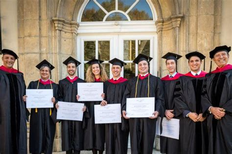 Mba In Luxembourg For International Students by Lsb F 234 Tes Mba Graduates Delano Luxembourg In