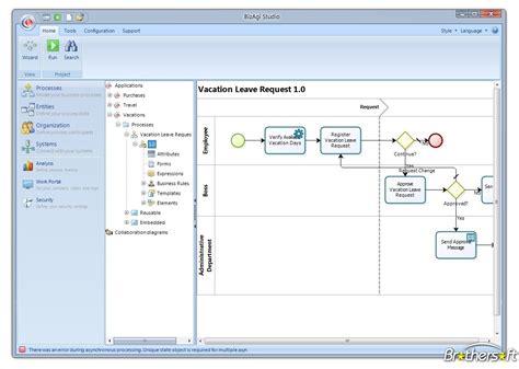 workflow software freeware quicalsuri bizagi bpm suite