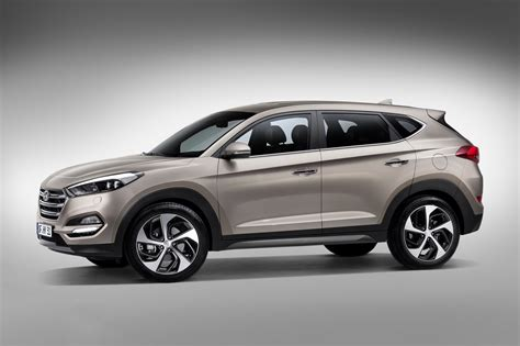 hyundai details new 2016 tucson gets 7 speed dct and 5