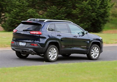 jeep limited review 2015 jeep limited diesel review caradvice