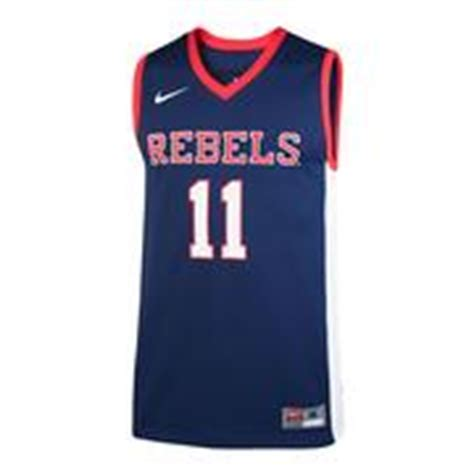 Frame Nike 7327 rebel rags anything everything ole miss