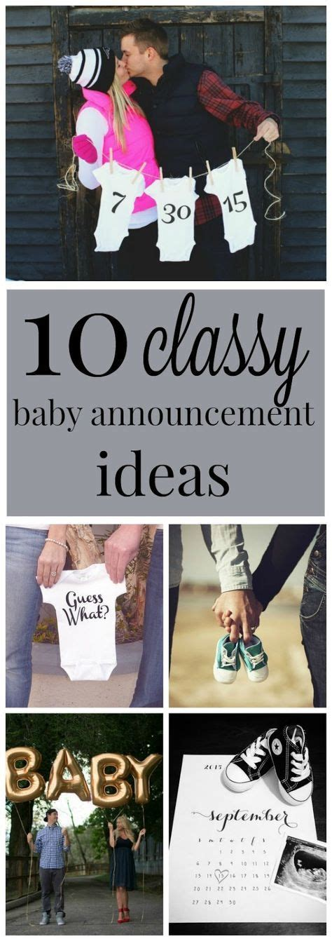 pregnancy announcements unique pregnancy announcements pictures to pin on