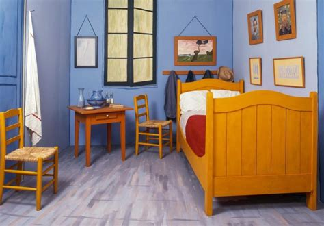 van goghs bedroom van gogh bedroom painting myfavoriteheadache com