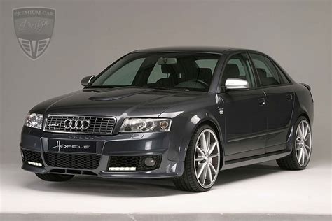 Motortuning Audi A4 by Audi A4 A4 B6 Limousine 2000 2004 Hofele Tuning