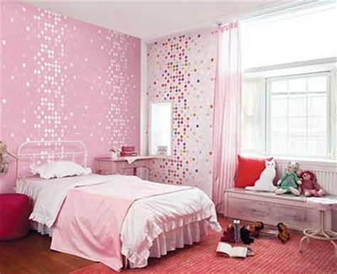 pretty wallpaper for girls bedroom como usar papel de parede em quarto