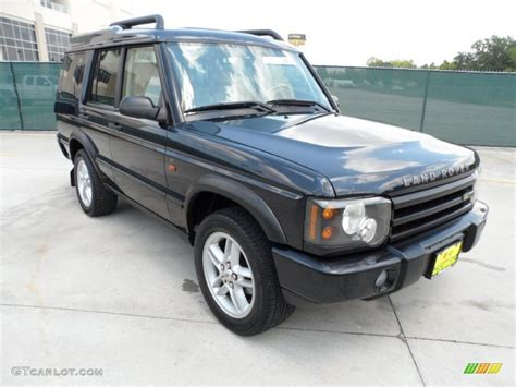blue land rover discovery 2004 adriatic blue land rover discovery se 51134177