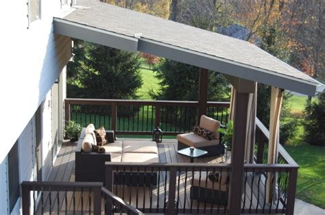 put a roof over the deck awnings pinterest