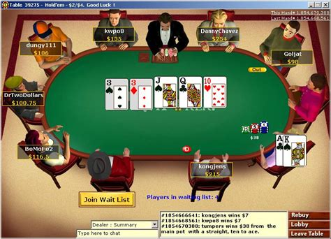 Play Poker For Free And Win Real Money - canadian casino play online