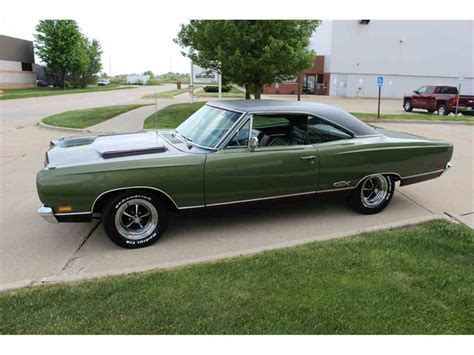 plymouth for sale 1969 plymouth gtx for sale classiccars cc 889259
