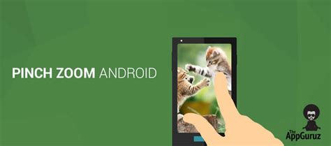 Layout Zoom In Android Exle | android pinch zoom