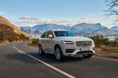 volvo xc90 safety ratings volvo xc90 receives top safety rating leisure wheels