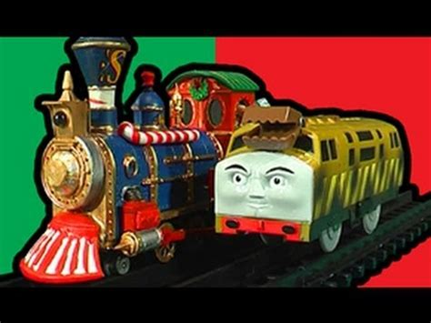 lemax starlight express train other toy trains youtube