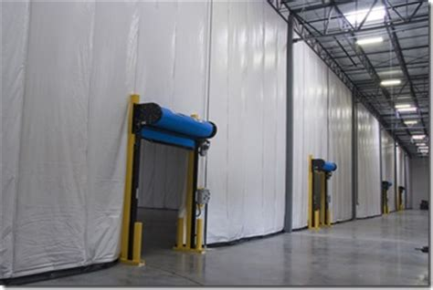 curtain wall partition industrial warehouse partition wall akon curtain and