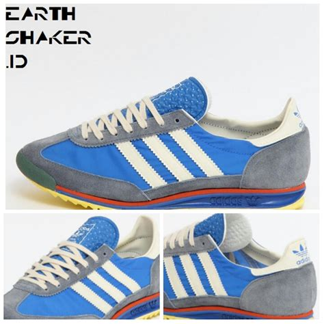Jual Adidas jual adidas sl 72 vintage blue freelaptopswithmobilephones co uk