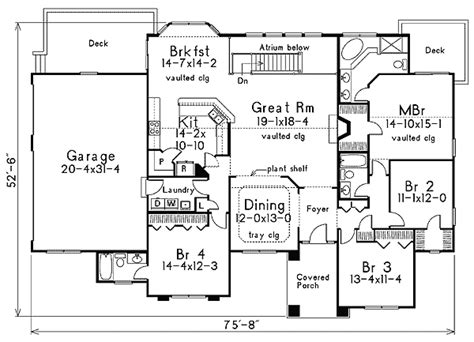 Plan 5717ha Floridian Architecture With Mother In Law Ranch Style House Plans With Inlaw Suite