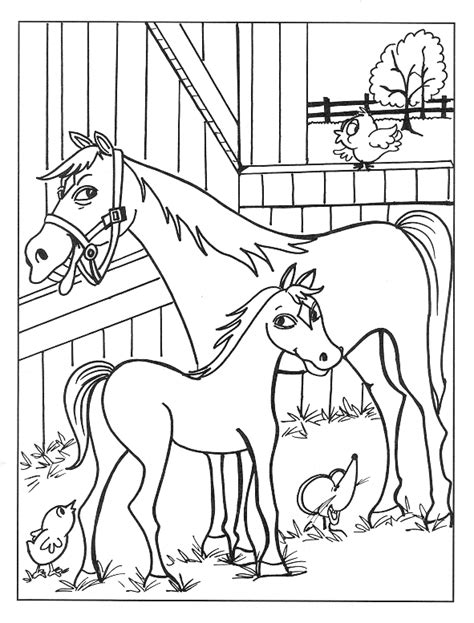 animal coloring pages pony coloring page horse animal coloring pages 44