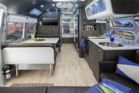 Rv With Modern Interior by Taking His Own Advice Photo 1 Of 4 Airstream And Rv