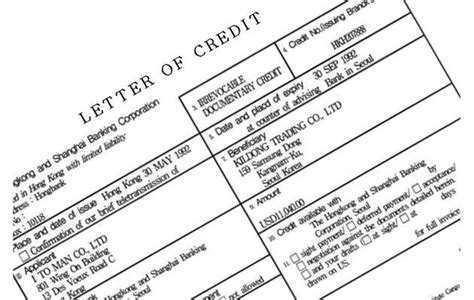Letter Of Credit Margin Meaning how to open an lc and what would be the margin needed