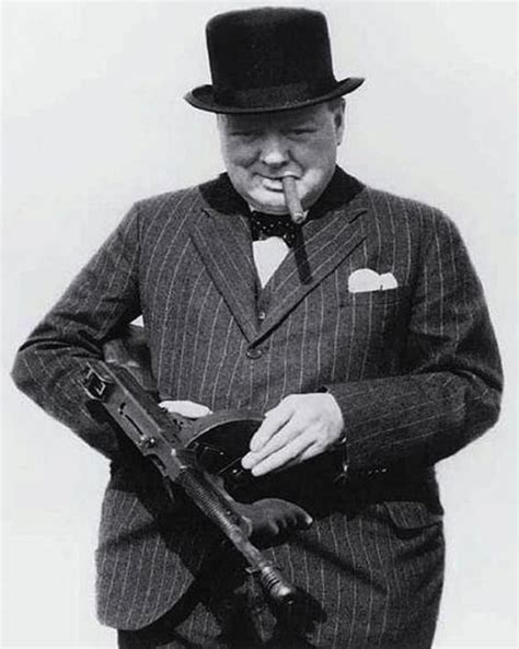 Gat Daily Giveaway - winston churchill s lost wartime tommy gun located gat daily guns ammo tactical