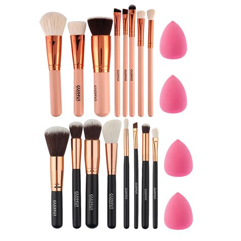 aliexpress makeup aliexpress com buy 8pcs rose gold makeup brush set eye