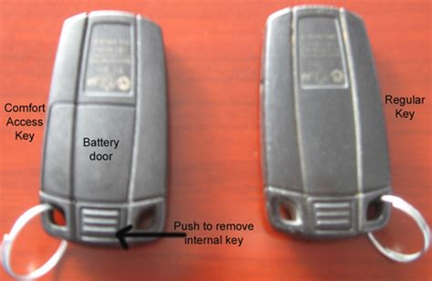 bmw comfort access not working 2008 bmw 550i key fob battery replacement