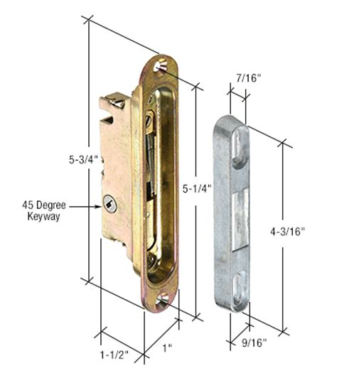Sliding Glass Door Parts Mortise And Locks Patio Door Parts Your Best Source For Sliding Glass Patio Door Parts