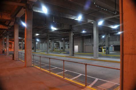Led Parking Garage Light by Improve Your Parking Garage S Safety With Led Lighting