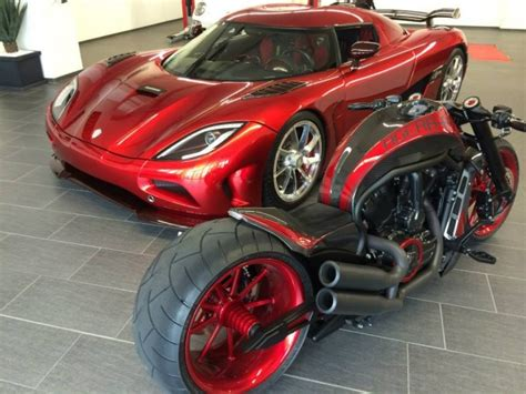 koenigsegg motorcycle luxury custom koenigsegg agera r has a mini me