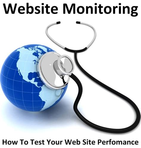 test web website monitoring and testing how to monitor and test