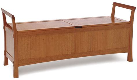 mahogany storage bench mahogany oak and ebony storage bench reader39s gallery fine storage bench treenovation