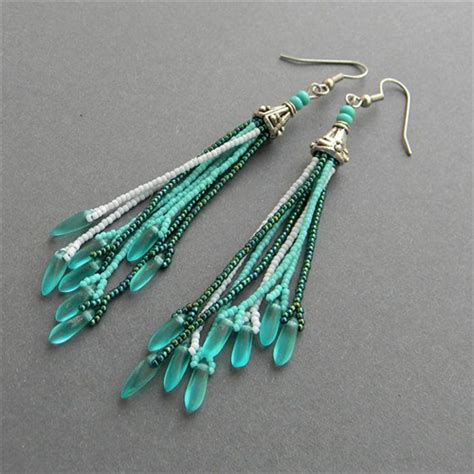 bead earrings how to make crafting wire top 5 beaded earrings roundup